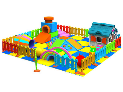 kid indoor soft playground equipments for sale (3)