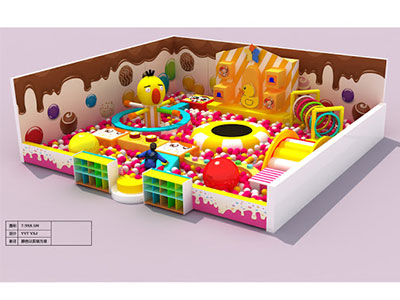 kid indoor soft playground equipments for sale (4)