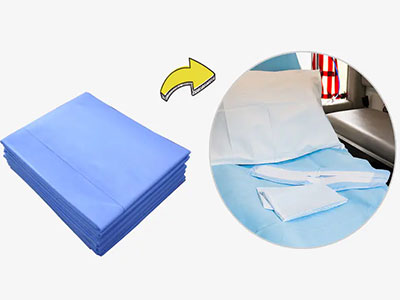 Non Woven Medical Bed Sheet