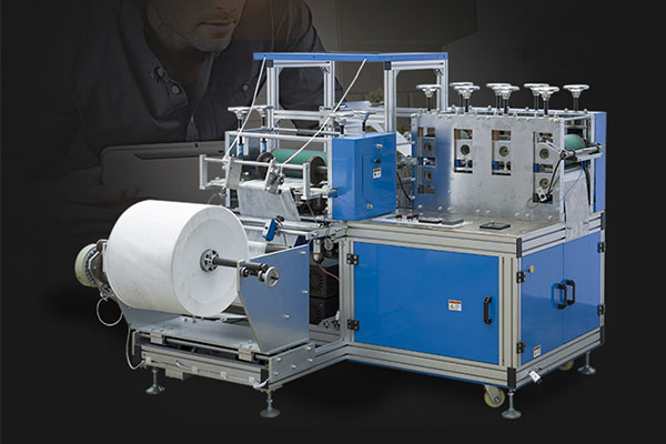 Non-Woven Shoes Cover Making Machine Costs