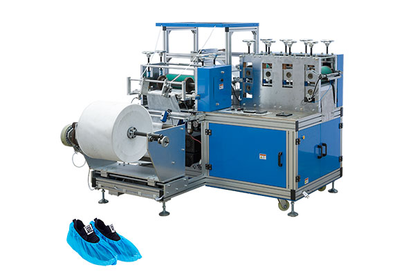 Non-Woven Shoes Cover Making Machine Supplier