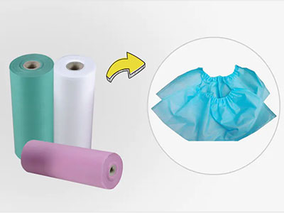 non woven fabric for shoe covers