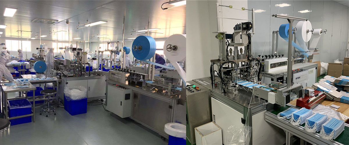 3 ply face mask manufacturing machine for sale