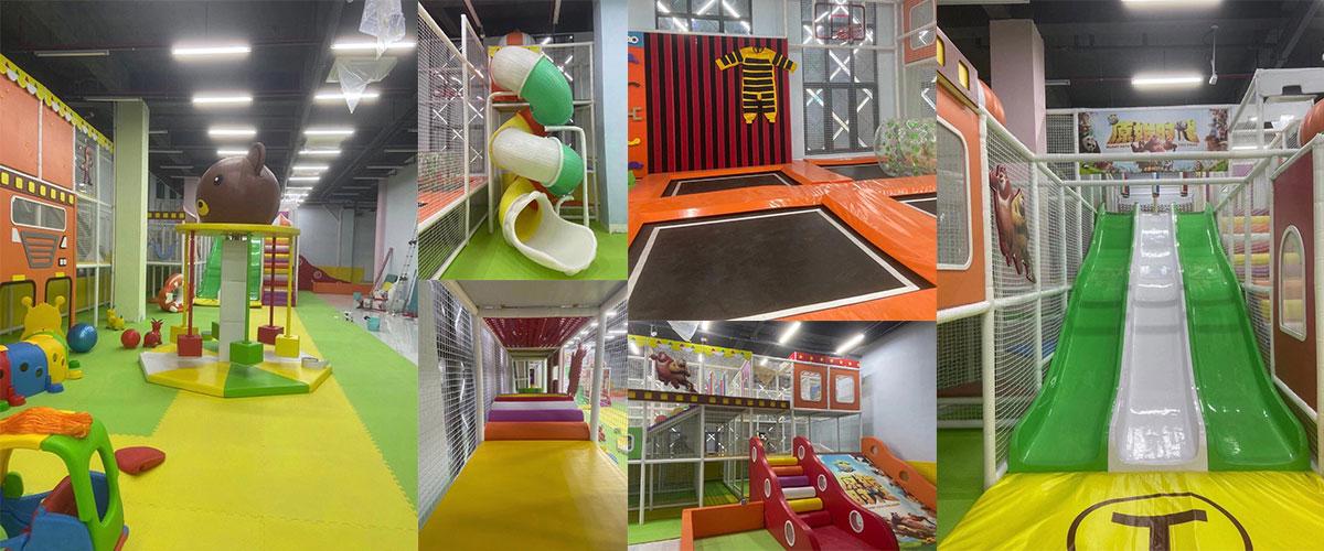 Children Soft indoor playground Equipment Suppliers