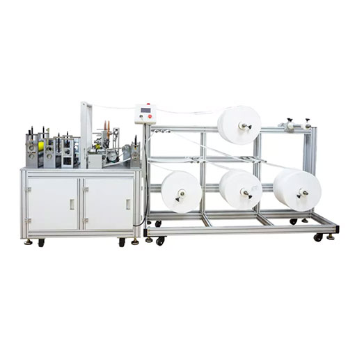 KN95 Automatic Mask Body Forming Machine