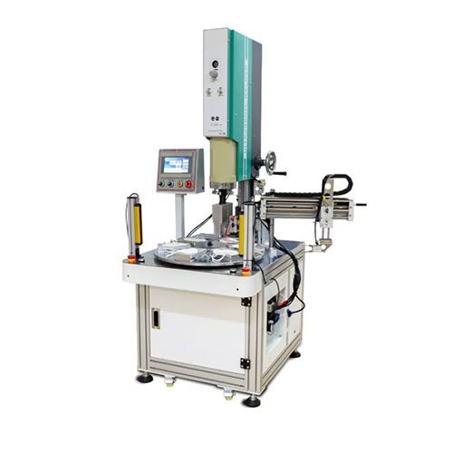 KN95 Mask Edge Ultrasonic Welding Machine