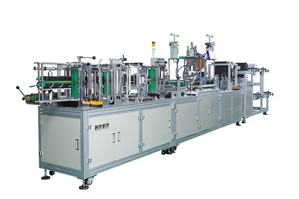 KN95 face mask making machine price