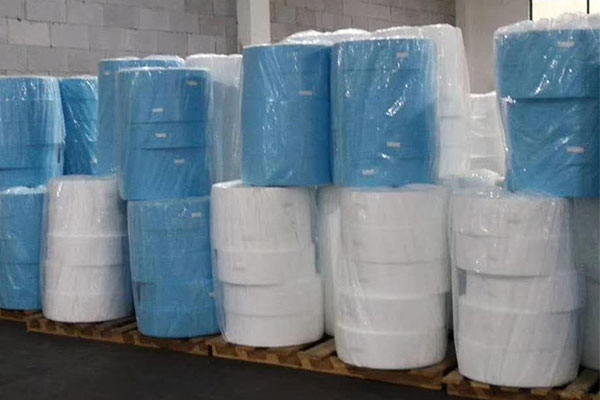 Meltblown Nonwoven Fabric Delivery To Pakistan