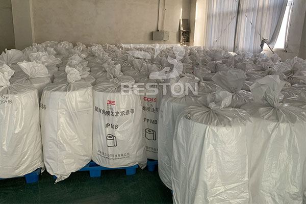 Meltblown Nonwoven Fabric For USA Client