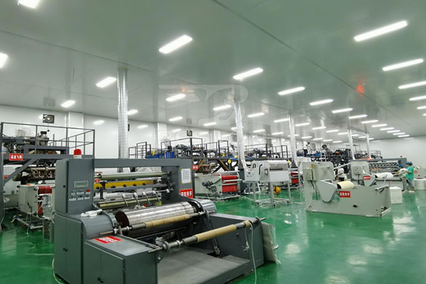 Nonwoven Fabric in Factory