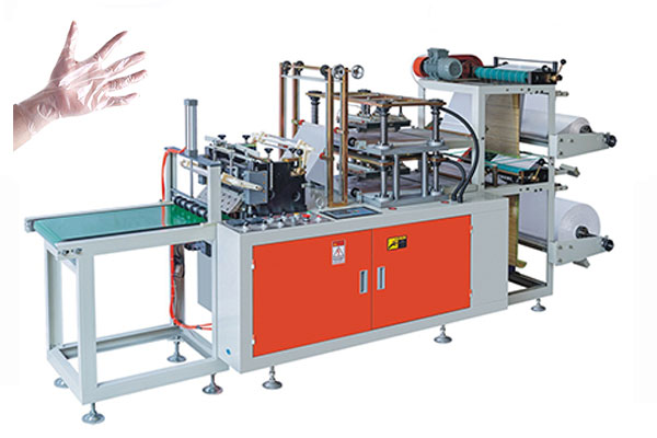 Plastic Gloves Making Machine For Sale