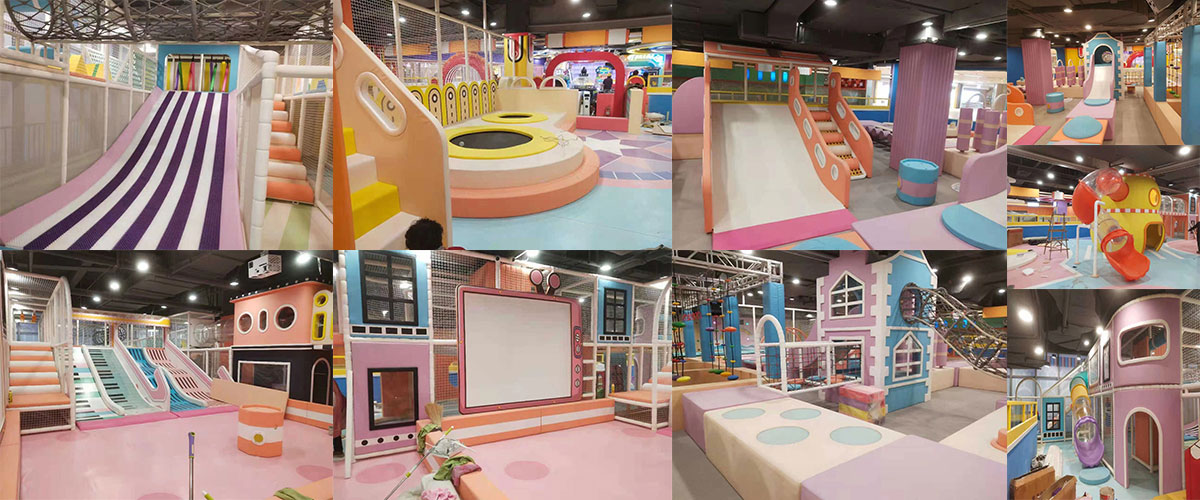 kid Soft indoor play equipment for sale