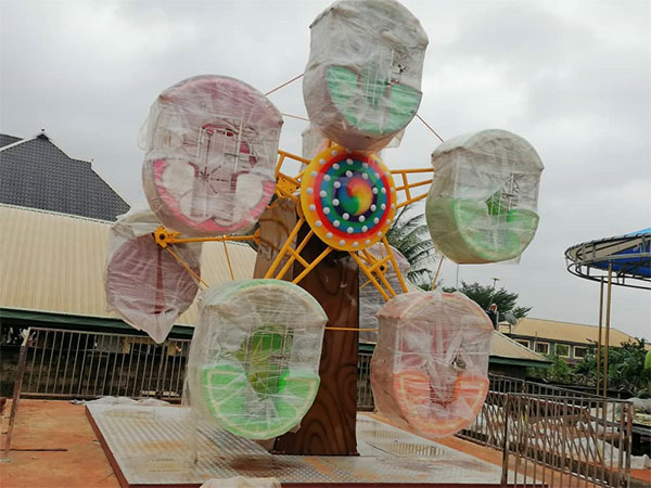 Beston Double Mini Ferris Wheel Ride For Sale