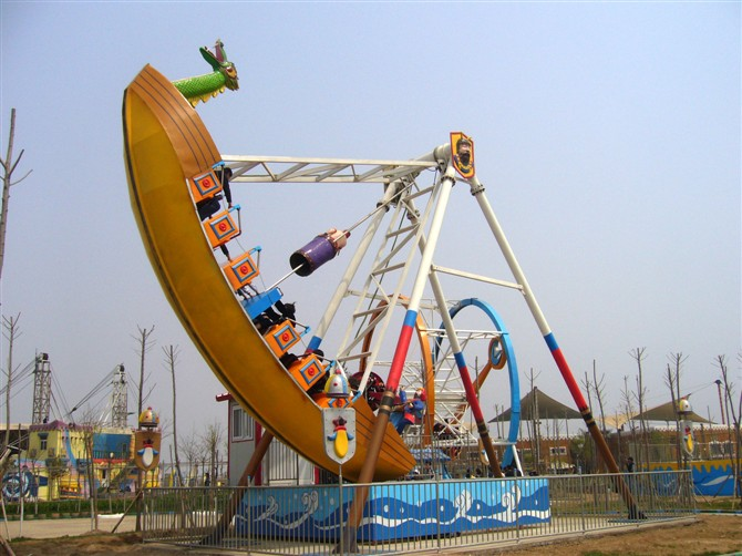 pirate ship rides for sale
