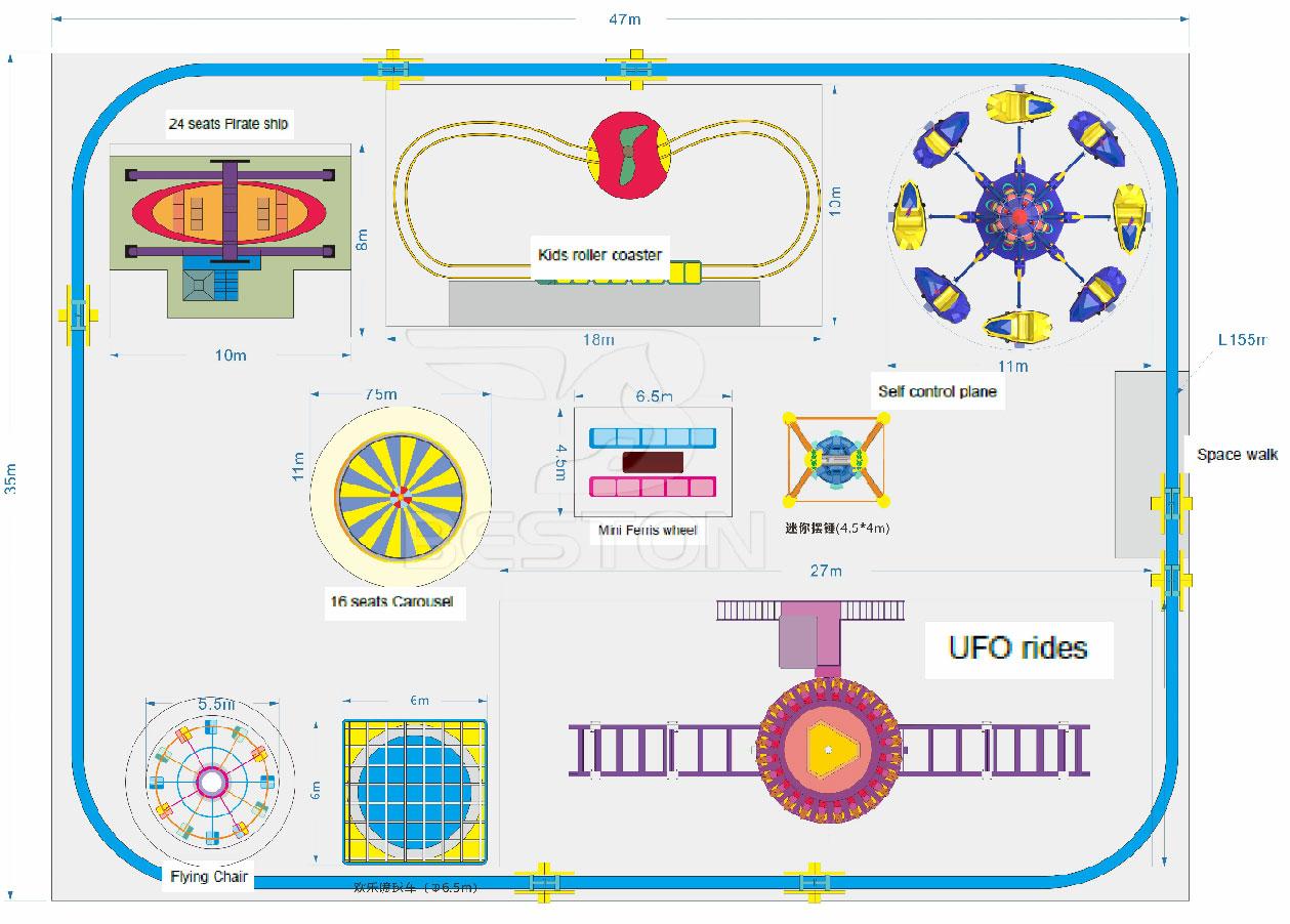 amusement park design in Nigeria