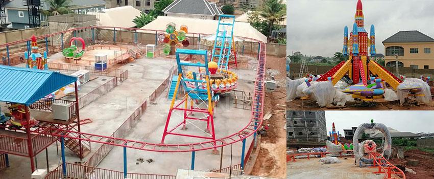 amusement park project design