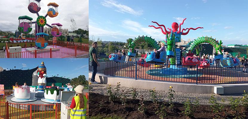 Beston Amusement Park Project In Moldova