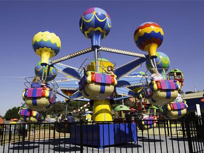 Beston Samba Balloon Ride In Nigeria