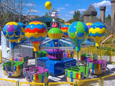 Beston Samba Balloon Rides In Turkey