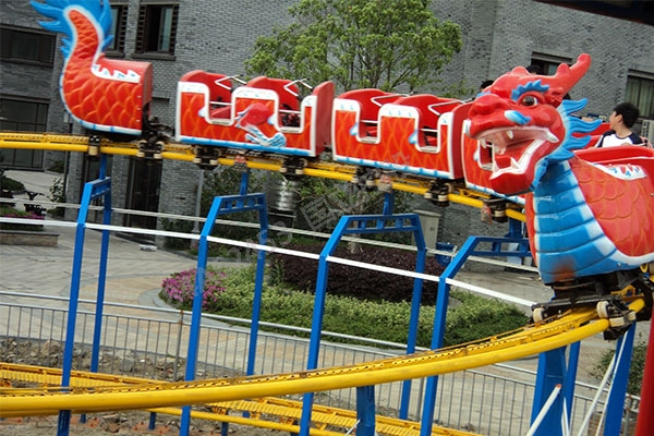 Dragon Roller Coaster Rides For Sale
