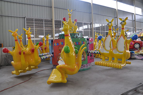 Kangaroo Jumping Ride Manufacturer