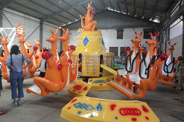 Kangaroo Jumping Rides Manufacturers