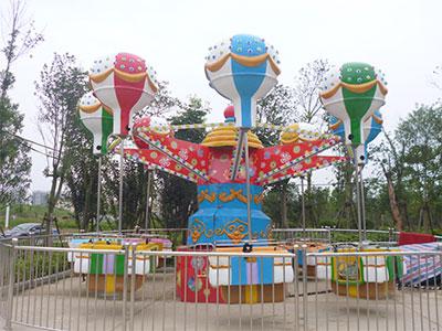 Samba Balloon Rides Costs