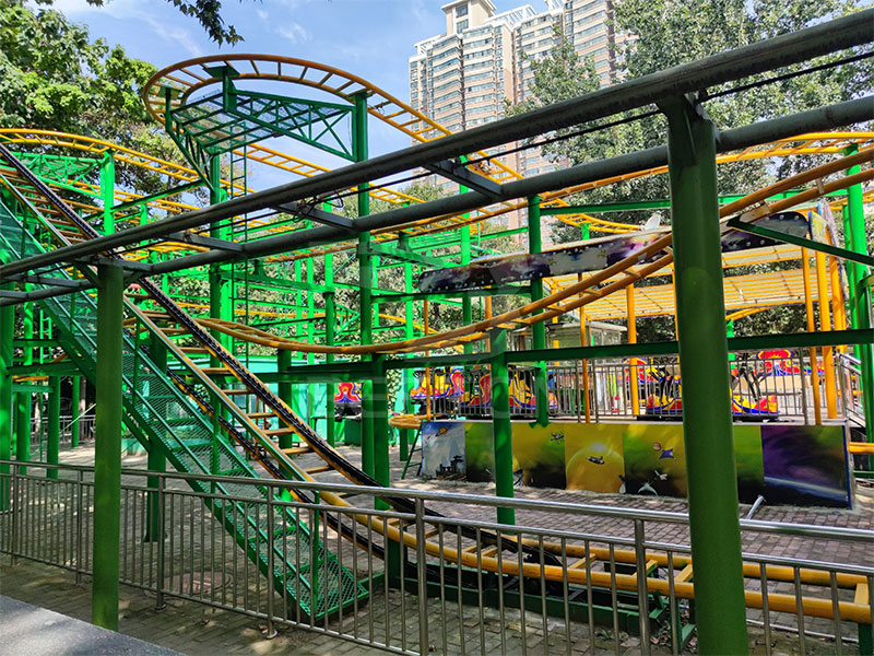 Spin Roller Coaster Ride Suppliers