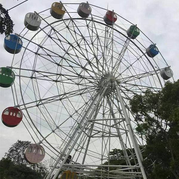 30 meter ferris wheel rides costs