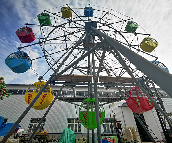 Beston 20m ferris wheel Rides Supplier