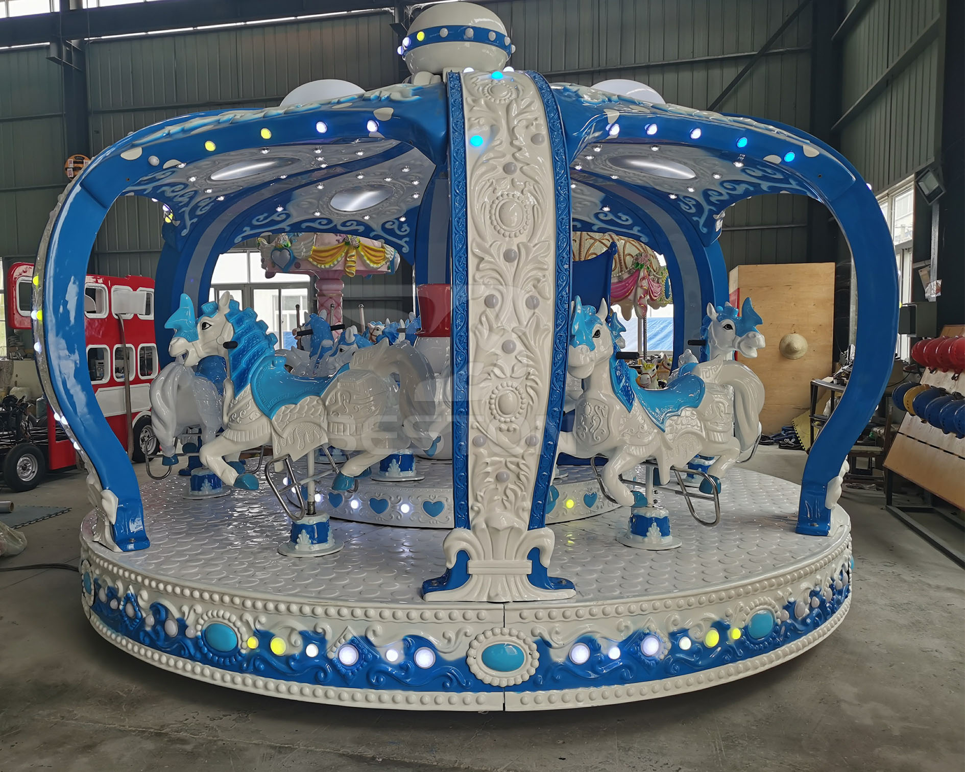 Crown Carousel Rides Suppliers