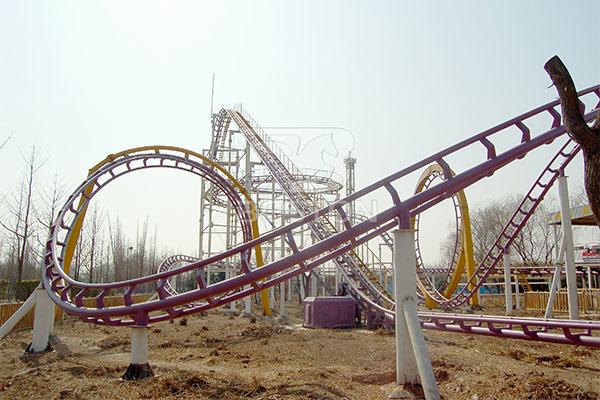 3-Loop Roller Coaster Rides Prices