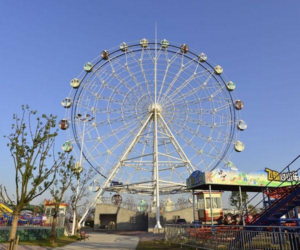 42 Meters High Ferris Wheel Rides For Sale