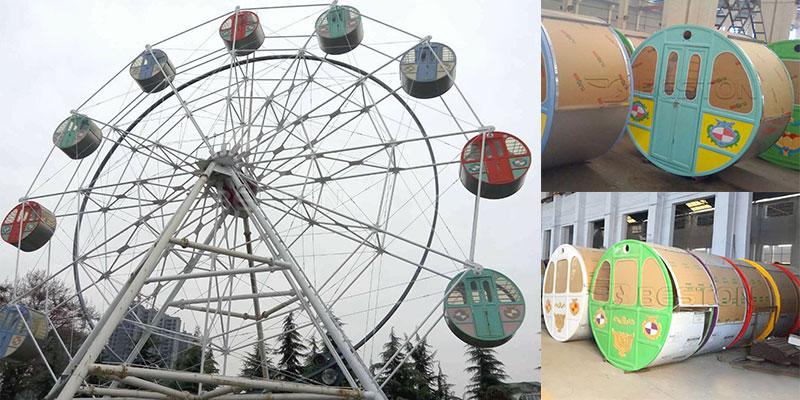 Beston 20 meter ferris wheel rides prices