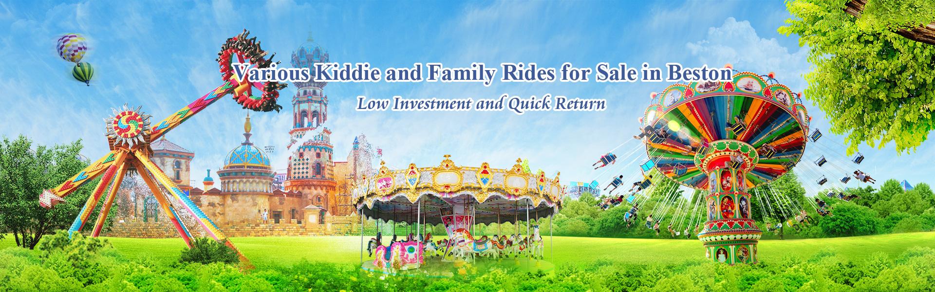 Family & Kids Rides