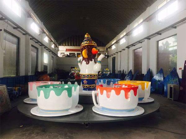 Tea Cup Rides Manufacturers