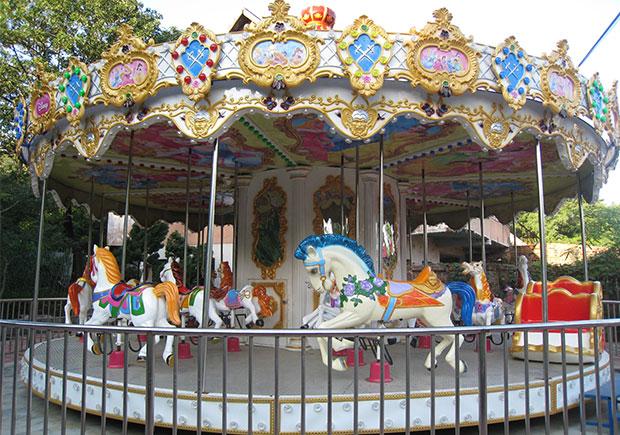 carousel rides prices