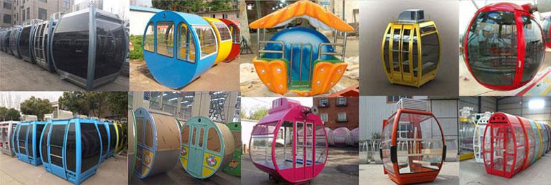 ferris wheel rides cabins