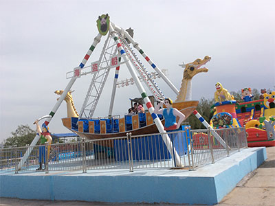 pirate ship rides suppliers